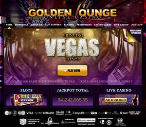 �S�[���f�����E���W�J�W�m/Golden Lounge Casino